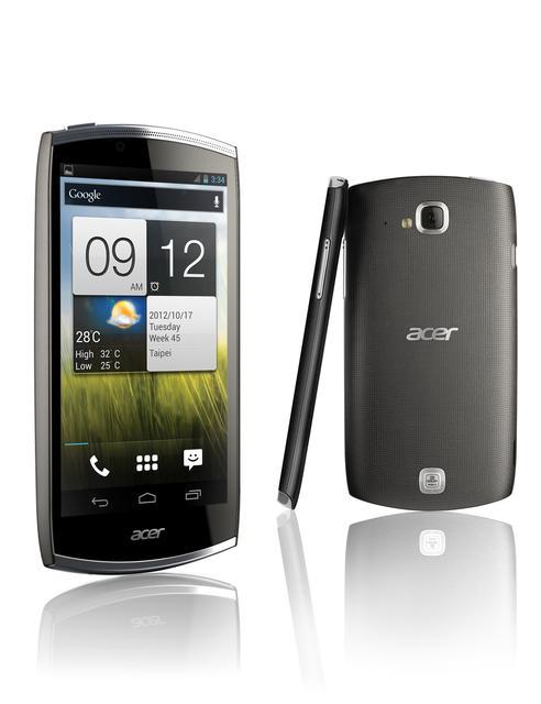 Flagowy smartfon firmy Acer otrzymał nagrodę iF Product Design Award