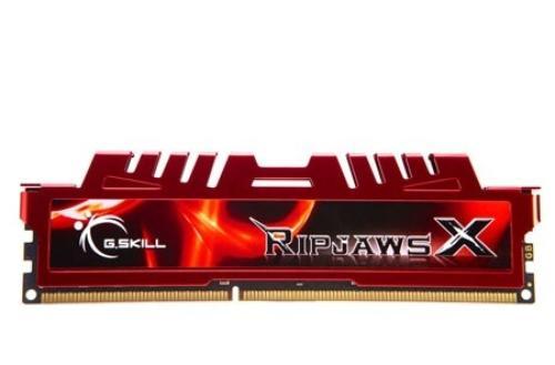 G.SKILL DDR3 4GB (2x2GB) RipjawsX 1600MHz CL9 XMP