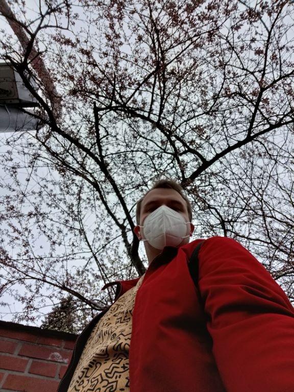 Selfie z OPPO Reno5 Lite