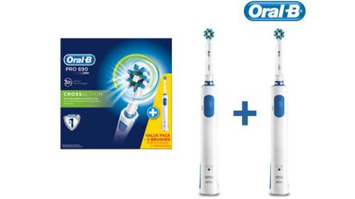 Oral-B PRO 690 Duo Pack