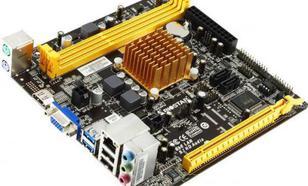 Biostar A68N-2100, APU E-2100, DDR3-800-1600, HDMI., SATA3, MINI ITX (GLAI04)