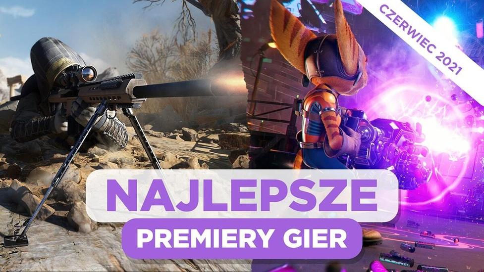 Najlepsze Premiery Gier Czerwiec 2021 - Ratchet & Clank: Rift Apart, Sniper: Ghost Warrior Contracts