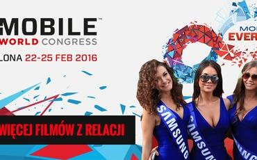 MWC 2016 - Mobile World Congress w Barcelonie