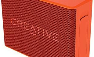 Creative Labs Muvo 2c pomarańczowy głośnik