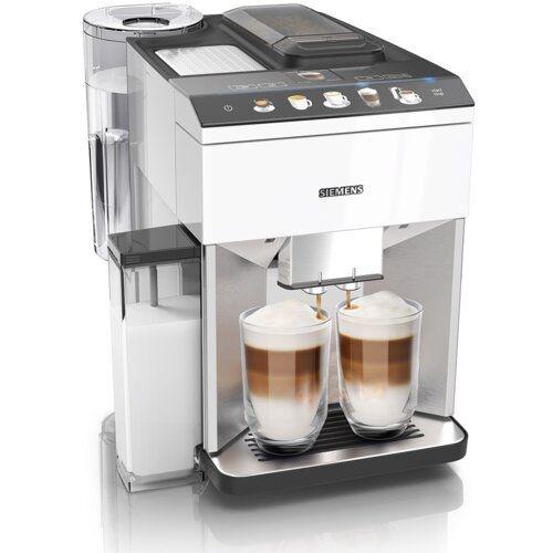 stylowy ekspres do kawy Siemens EQ.500 TQ507R02