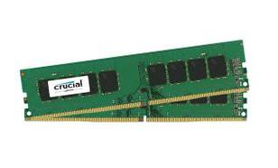 Crucial DDR4 32GB (2 x 16GB) 2400 CL17