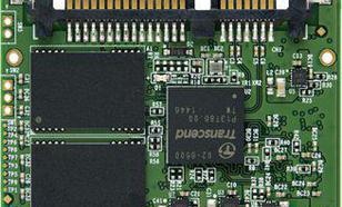 Transcend Half-Slim 32GB SATA3 (TS32GHSD370)