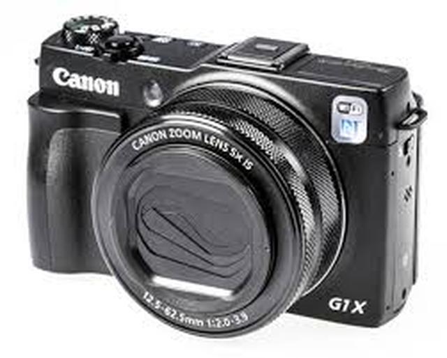 Canon PowerShot G1X mark II - idealny kompan na wakacje?