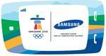 Samsung Omnia II oficjalnym telefonem Zimowych Igrzysk Olimpijskich Vancouver 2010