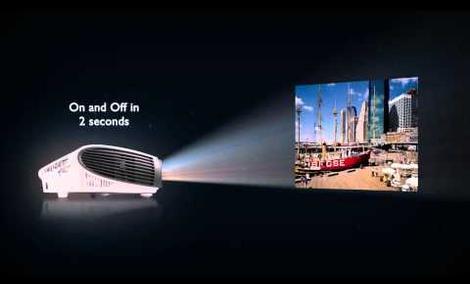 BlueCore Laser - innowacyjne rozwiązanie firmy BenQ przy produkcji projektorów