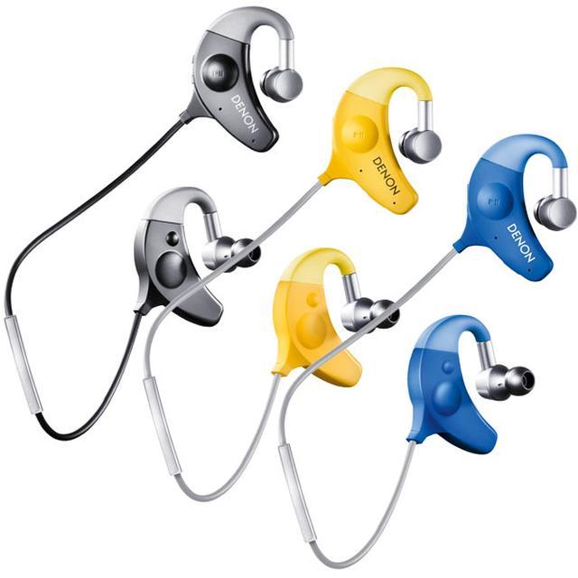 Denon AH-W150 - słuchawki douszne dla aktywnych