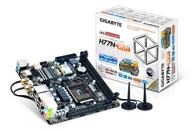 GIGABYTE GA-H77N-WiFi