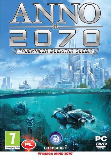 Anno 2070: Tajemnicza błękitna głębia (dodatek)