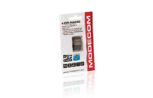 Modecom Czytnik kart CR-NANO100 Czarny