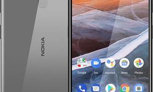 Nokia 3.2 Stalowy