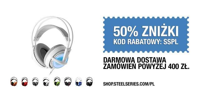 Polska strona internetowa oraz sklep on-line Steelseries wystartowały!
