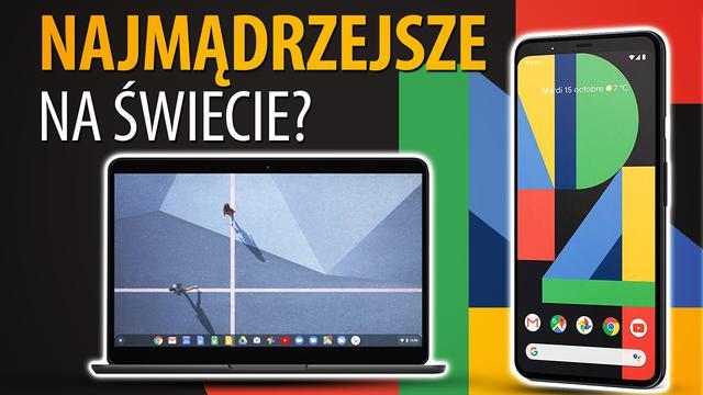Premiera urządzeń z serii Pixel - Nowe smartfony, słuchawki oraz PixelBook Go