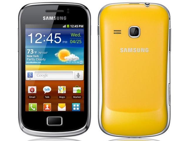 Samsung przedstawia nową generację swoich hitów: GALAXY Ace 2 i GALAXY mini 2