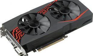 Asus Radeon EX RX570 O4G, 4GB GDDR5 (256 Bit), DVI-D, HDMI, DP (90YV0AI0-M0NA00)