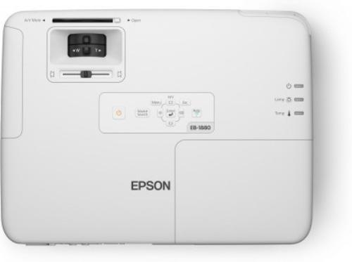 Epson Projektor EB-1880 3LCD XGA/4000AL/2500:1/3.3kg