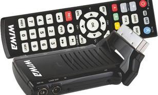 WIWA HD 55 MPEG4 & FULL HD MEDIA PLAYER