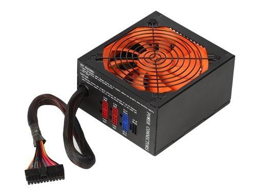 i-Tec UltimateGamer 900W - ATX 2.3 Cable Management + Active PFC+ 14cm SilentFan - Zasilacz sieciow