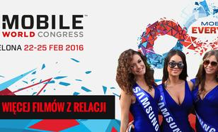 MWC 2016 - Mobile World Congress w Barcelonie