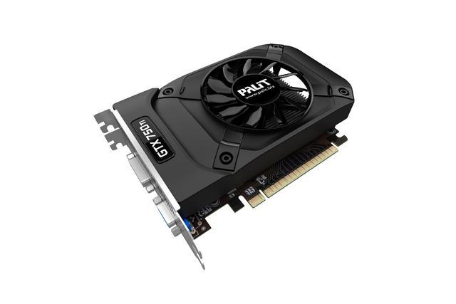Palit GeForce GTX 750 StormX od teraz w wersji 2 GB