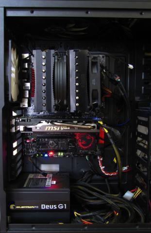 MSI GTX660 Twin Frozr zestaw testowy