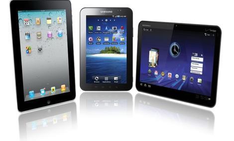 Tablety szturmują rynek – trwa tabletowy boom