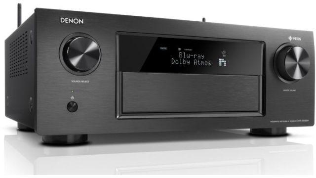 DENON AVR-X4400H amplituner Premium dla wymagających