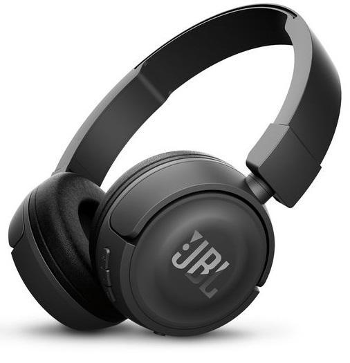 prezent na święta do 300 zł - słuchawki bezprzewodowe JBL T450BT