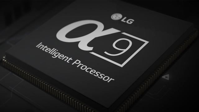 Za działanie urządzeń odpowiada procesor Alpha 9.