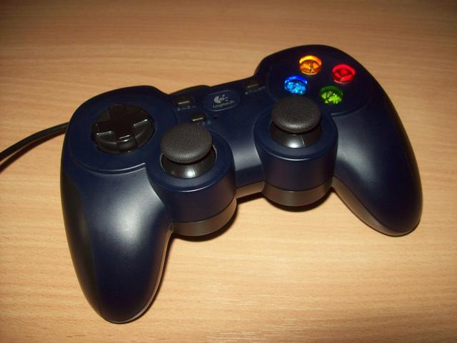 Logitech Gamepad F310 Wygląd
