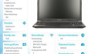 "Lenovo B5400 59-428841 Win7Pro & Win8.1Pro i5-4200M/4GB/1TB SSHD 8GB/Intel HD/DVD Rambo/6c/15.6"" HD AG Black,N-WWAN/1Yr CI"