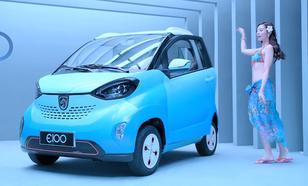 Elektryczny Samochód z Chin za 5300 Dolarów!