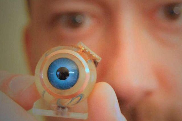 sztuczne oko