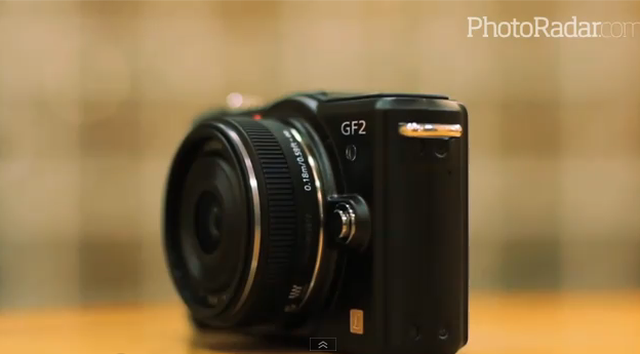 Panasonic Lumix DMC-GF2 - Aparat fotograficzny