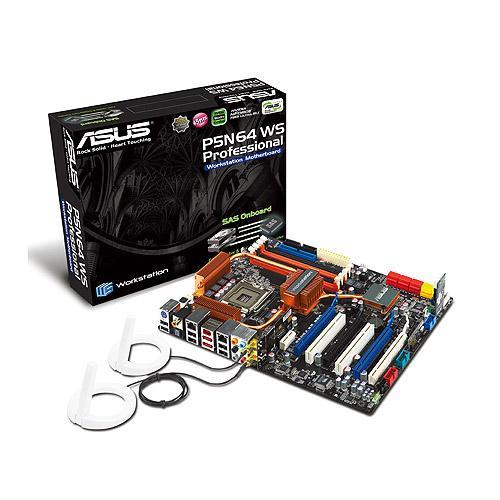 Asus P5N64 WS Professional