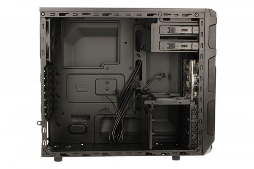 Corsair Carbride SPEC-03 Windowed BLACK/WHITE Mid-Tower