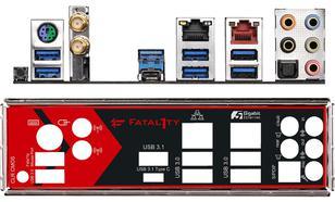 ASRock X370 PROFESSIONAL GAMING, X370, DDR4, SATA3, USB 3.1, ATX