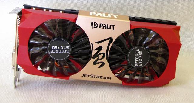 Palit GTX760 JetStream fot3