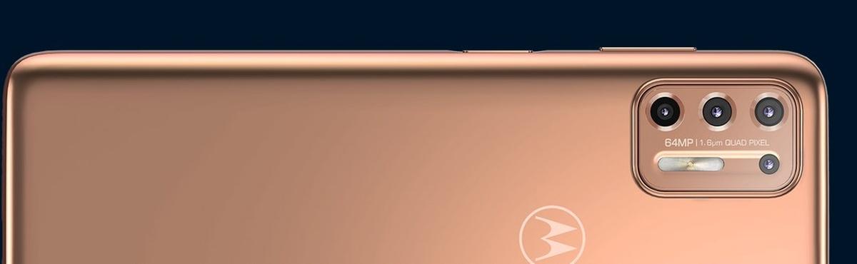 Motorola Moto G9 Plus oferuje cztery aparaty
