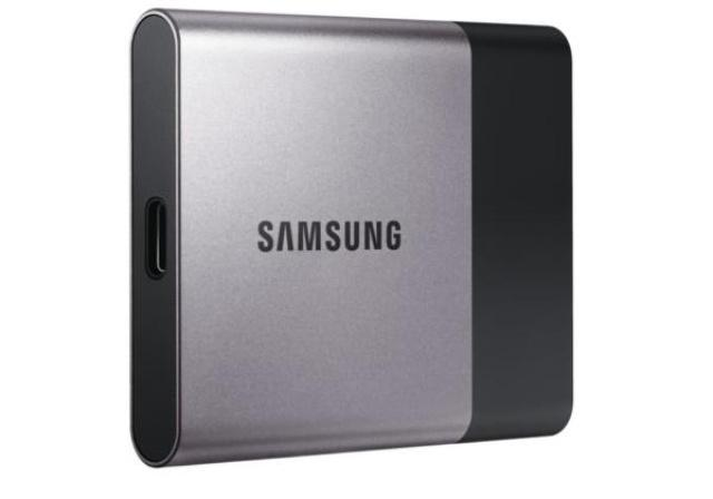 Samsung SSD T3 - Przenośny Dysk SSD