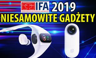 Najciekawsze gadżety z targów IFA 2019 w Berlinie