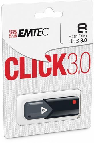 EMTEC Pendrive 8GB Click B103 USB 3.0