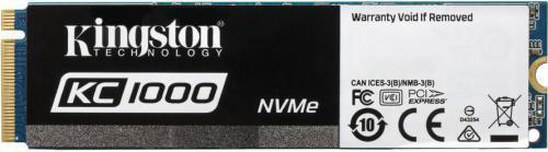 Kingston KC1000 960GB PCIe x4 NVMe (SKC1000/960G)