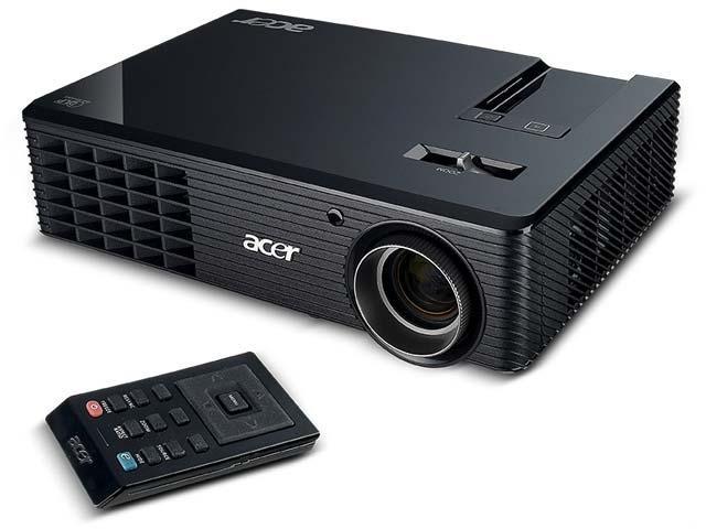 Acer X1261 3D