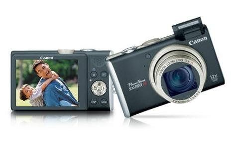 PORADA: Tryb Makro - Canon PowerShot SX200 IS