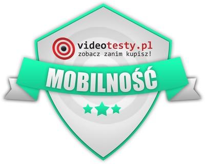 Wyróżnienie VideoTestów dla Surface Go 2 za mobilność
